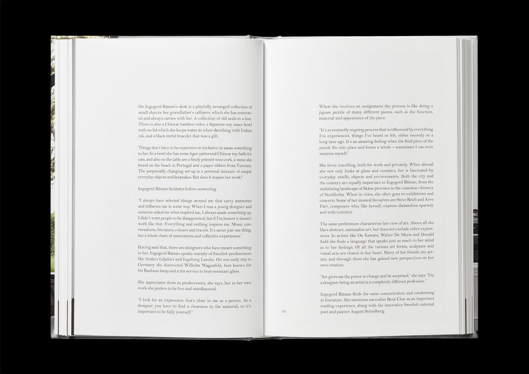 Henrik Nygren—Design — Ingegerd Råman, bok