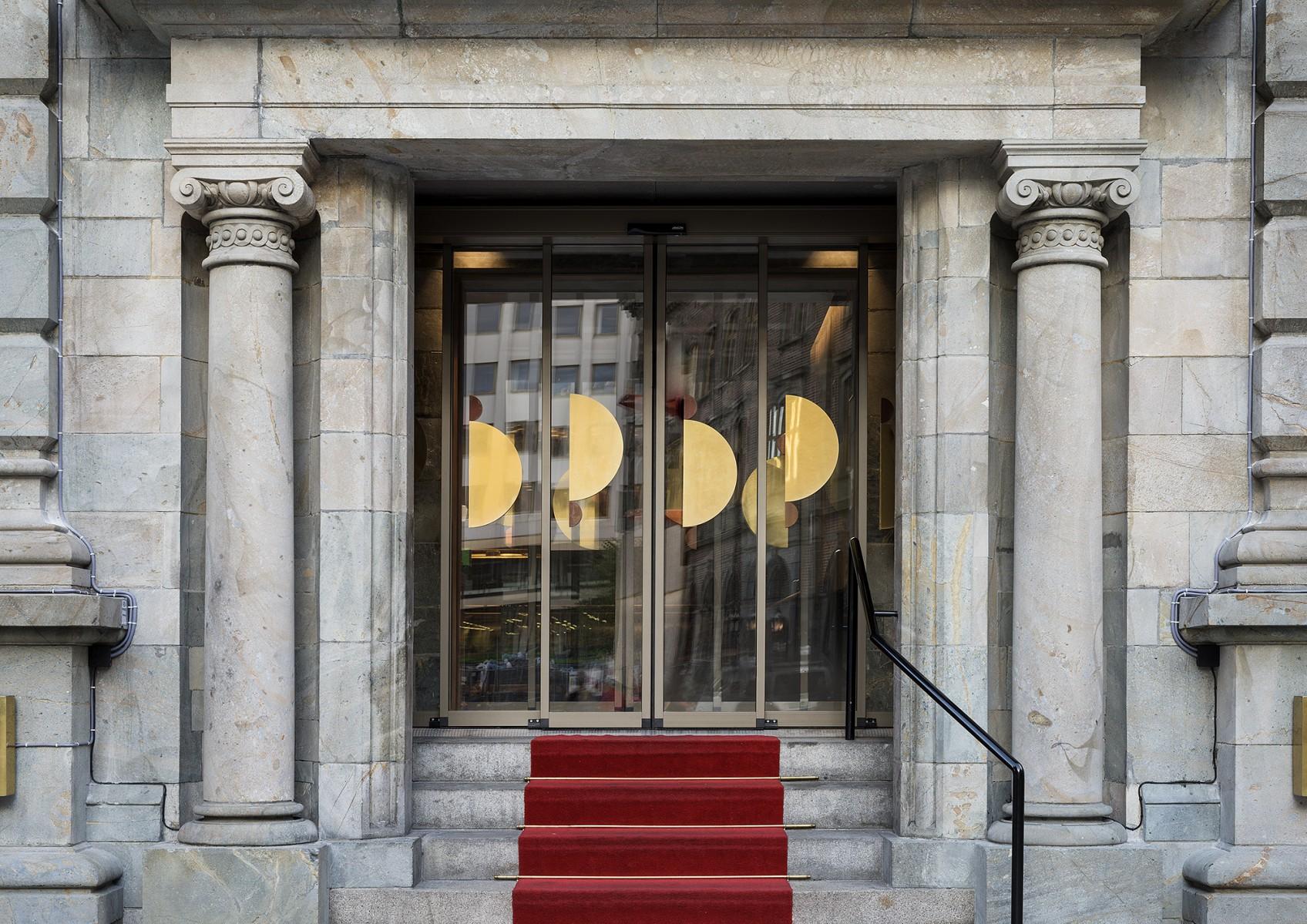 Henrik nygren design hotel bergen b rs identity for Design hotel berge